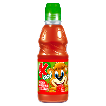 Kubuś - Sok z warzyw i owoców. Przepyszny napój dla dzieci.
