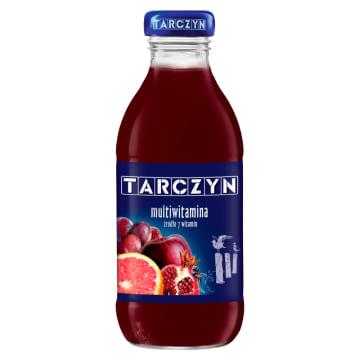 Tarczyn- Napój multiwitamina czerowne owoce. Naturalny napój o wyjątkowym smaku.
