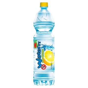 Kubuś - Woda o smaku cytrynowym 1500ml to pyszny sposób na nawodnienie organizmu.