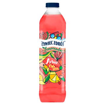 ŻYWIEC ZDRÓJ Lemoniada Napój niegazowany Arbuz&Cytryna 1.5l