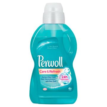 PERWOLL Care & Refresh Płynny środek do prania 900ml