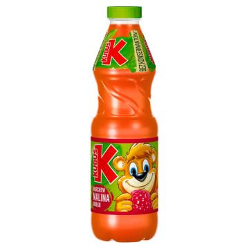 Kubuś marchew malina jabłko - Sok z warzyw i owoców. Pyszny napój dla najmłodszych.