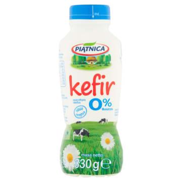 Piątnica - Kefir lekki 0% tłuszczu. Pomaga zachować dobrą formę.
