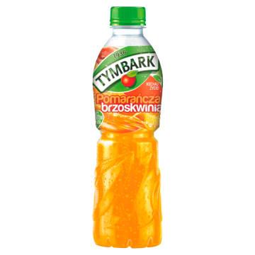 Tymbark - Napój pomarańcza brzoskwinia. Orzeźwia i dodaje energii.