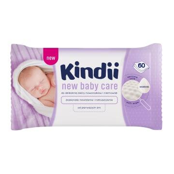 Chusteczki dla dzieci i niemowląt – Cleanic. Zostały stworzone do łagodnej pielęgnacji skóry dzieci.