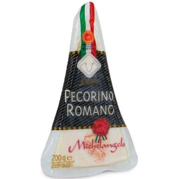 Ser owczy - Pecorino Romano. Włoski ser, który może być używany do wykończenia wielu dań.
