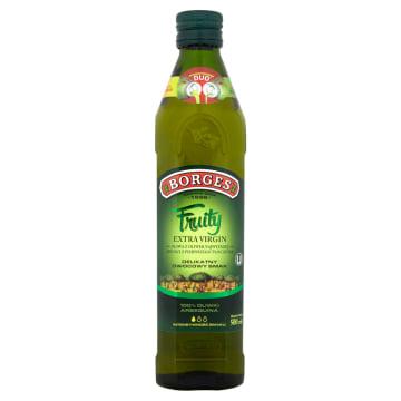 BORGES Oliwa Extra Virgin Fruity (Arbequina) 500ml