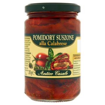 ANTICO CASALE Pomidory suszone z kaparami 285g