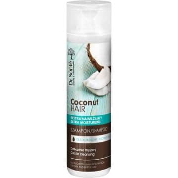 DR SANTE Szampon z olejem kokosowym dla suchych i łamliwych włosów 250ml