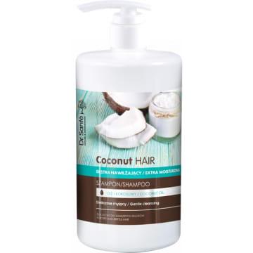 DR SANTE Szampon z olejem kokosowym dla suchych i łamliwych włosów 1l