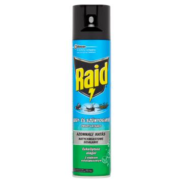 RAID przeciwko owadom latającym Eukaliptus- aerozol 1szt