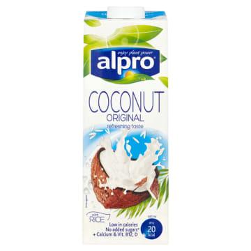 Napój kokosowy z dodatkiem ryżu naturalnego - Alpro Soya