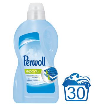 Płyn do prania tkanin kolorowych - Perwoll. Skuteczny środek piorący chroniący kolory ubrań.