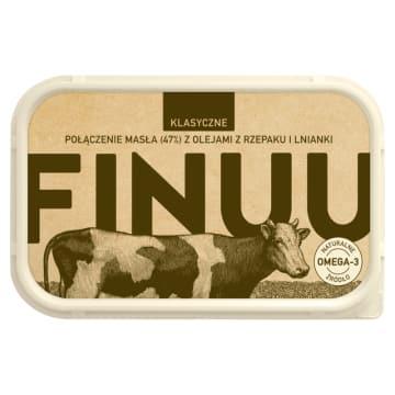 Finuu klasyczne z fińskiego masła
