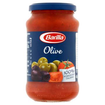 Sos pomidorowy z oliwkami - Barilla wystarczy podgrzać i sos jest gotowy