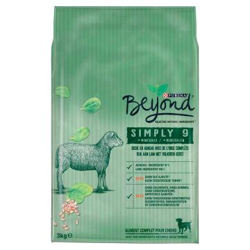 PURINA Beyond Karma dla psów bogata w jagnięcinę i pełnoziarnisty jęczmień 3kg