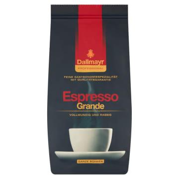 Kawa ziarnista - Dallmayr. Kubek z mocą energii i piękengo aromatu.