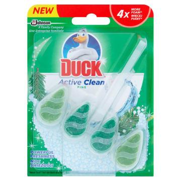 DUCK Active Clean Zawieszka do WC o zapachu leśnym 1szt