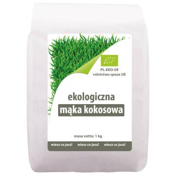 EKOLOGIKO Mąka kokosowa BIO 1kg