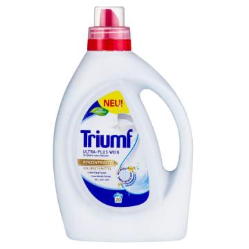 TRIUMF White Płyn do prania tkanin białych 1l