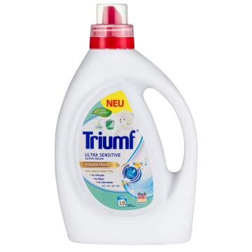 TRIUMF Sensitive Płyn do prania 1l