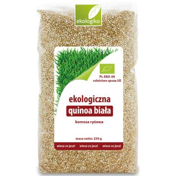 EKOLOGIKO Quinoa biała BIO 250g