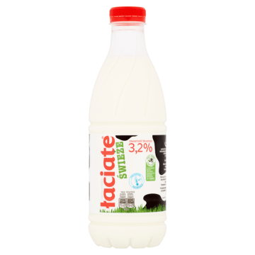 Mleko 3,2% w butelce - Łaciate