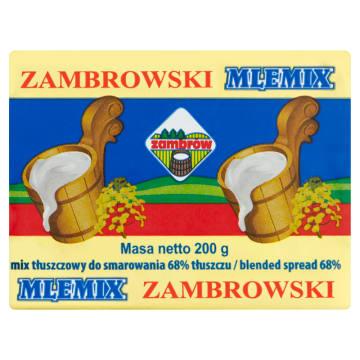 Mix tłuszczowy - Mlemix Zambrowski