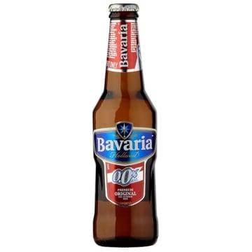 Bezalkoholowe piwo Bavaria Malt. Doskonale orzeźwia i gasi pragnienie!
