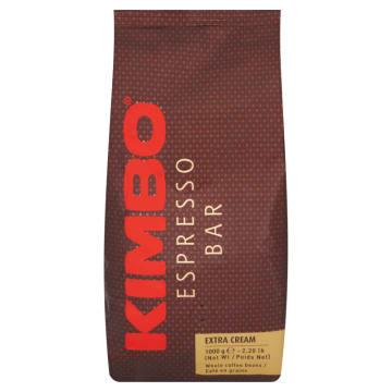KIMBO Espresso Bar Extra Cream Mieszanka kawy palonej ziarno 1kg
