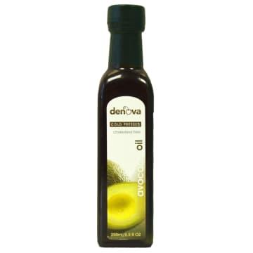 DENOVA Olej z miąższu awokado 250ml