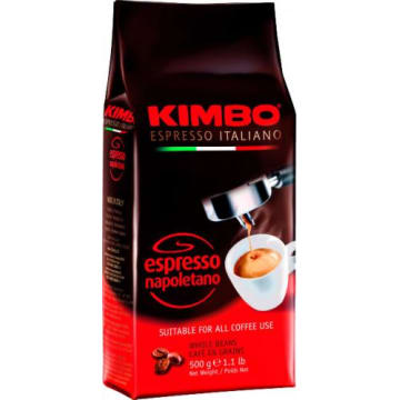 KIMBO Kawa ziarnista Espresso Napoletano 1kg