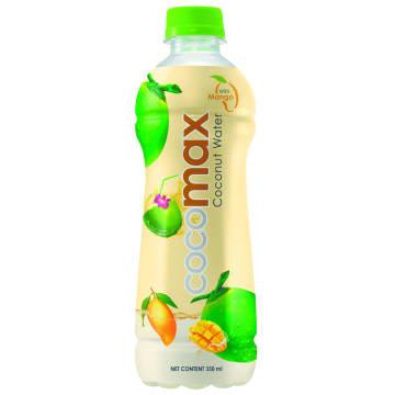 COCOMAX Woda kokosowa z mango 350ml