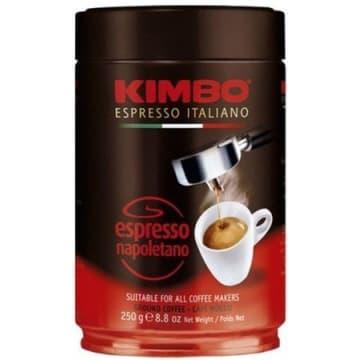 KIMBO Kawa mielona Espresso Napoletano (puszka) 250g