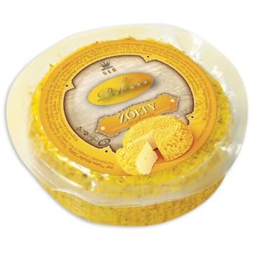 POKUSA Ser żółty 350g