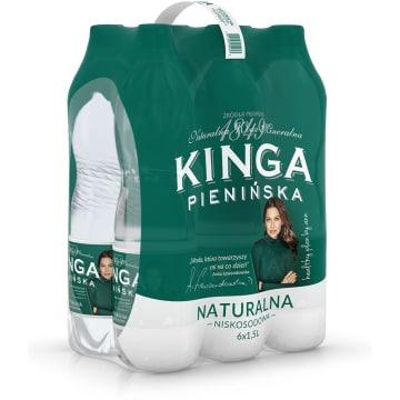 KINGA PIENIŃSKA Naturalna woda mineralna niskosodowa 9l