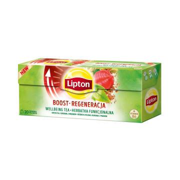 LIPTON Herbatka funkcjonalna Regeneracja 20 torebek 32g