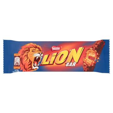 Baton - Lion Nestle. Czekoladowa przyjemność na codzień.