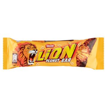 Nestlé Lion - Baton Peanut. Wyjątkowa przekąska podczas podróży.