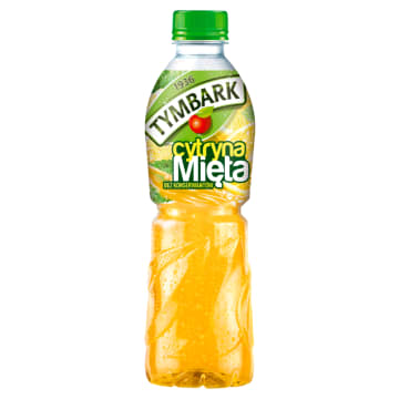 Tymbark - Cytryna mięta Napój 500ml. Doskonale smakuje i świetnie orzeźwia.