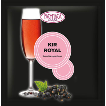 Pachnąca Szafa Pachnąca saszetka do szafy Kir Royal 6g