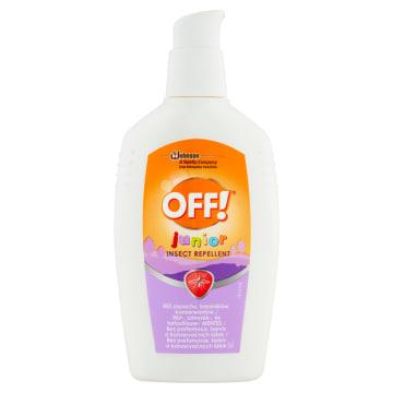 OFF Family Care JUNIOR Repelent przeciw komarom w żelu 100ml