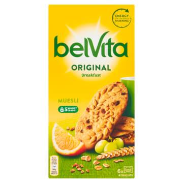 Ciastka zbożowe z owocami - Belvita