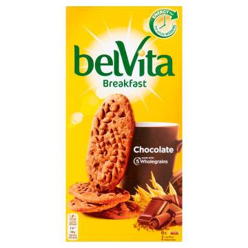 Ciastka zbożowe z kakao - Belvita