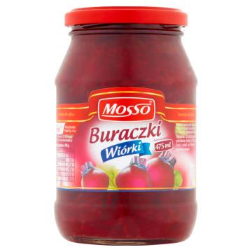 Buraczki tarte - Mosso