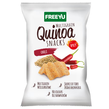 QUINOA Snacks chilli 70 g
