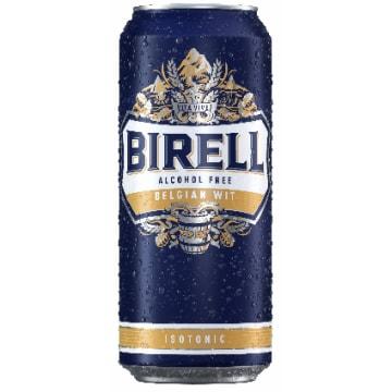 BIRELL Piwo bezalkoholowe Belgian Wit 500ml
