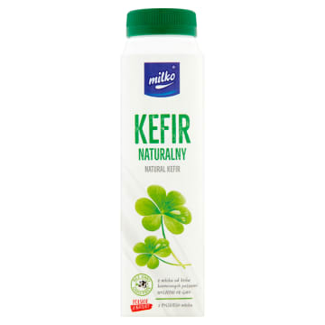 Kefir naturalny - Milko