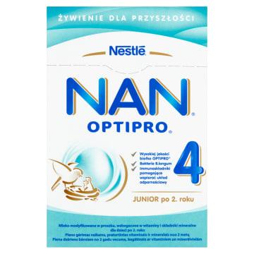 Nestle Junior – Mleko modyfikowane dla dzieci po 2 roku . Mleko w proszku dla dzieci .