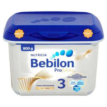 3 Mleko modyfikowane z Profutura od urodzenia. Nasza najbardziej zaawansowana receptura inspirowana badaniami nad ENP.